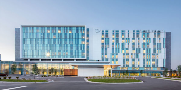 Healthcare Design Magazine Features Gresham Smith-Designed Marquette General Hospital