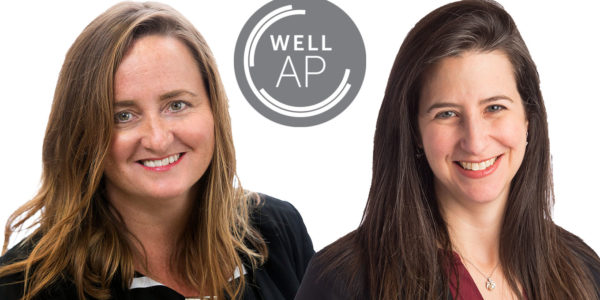 Alyson Mandeville and Corie Baker Become GS&P's First WELL-Accredited Professionals