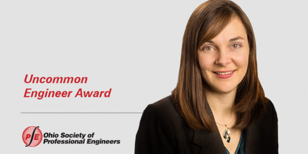 GS&P's Devon Seal Receives Uncommon Engineer Awards from OSPE