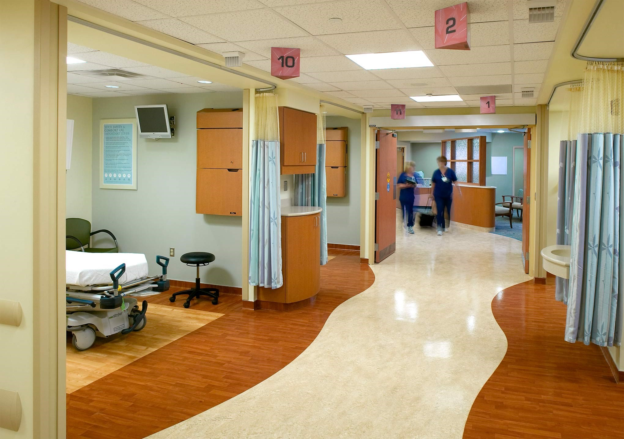 An Adaptable Emergency Department