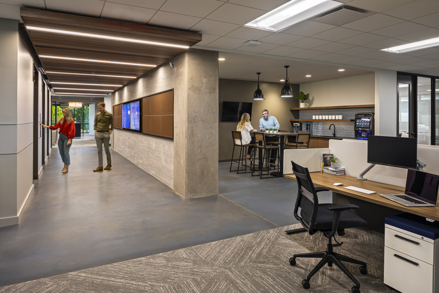 Defining a New Workplace