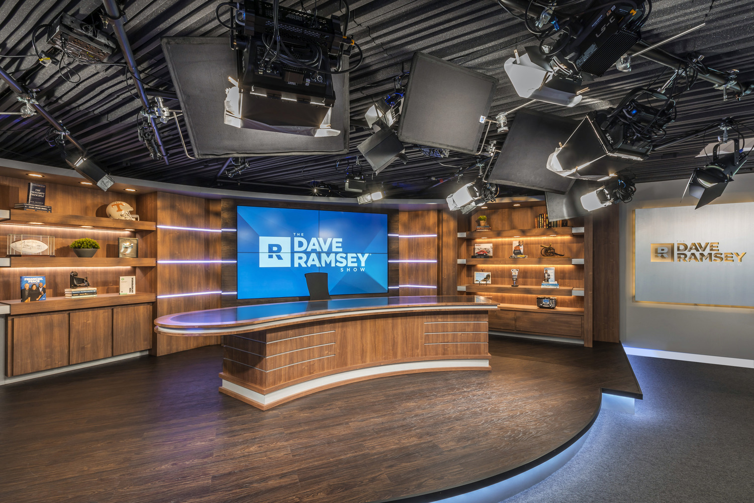 A New Space for the Ramsey Solutions' Team and Their Guests
