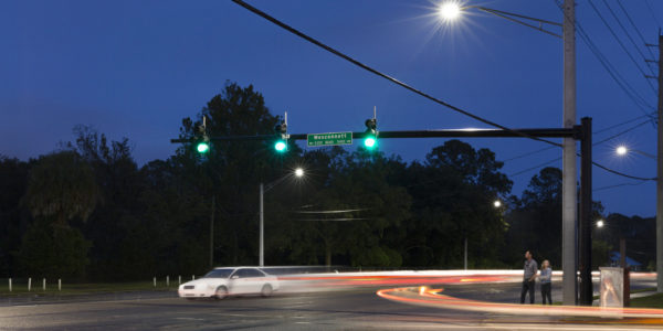 Gresham Smith-Designed FDOT Lighting Program Improves Crosswalk Safety