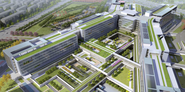 BOE Chengdu Hospital to be Designed by Gresham Smith