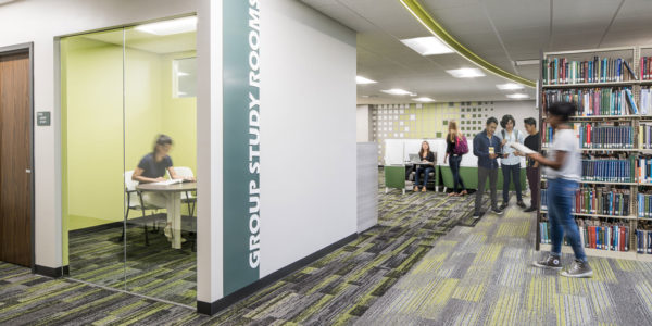 Gresham Smith-Designed USF Library Renovation Earns LEED Silver Certification