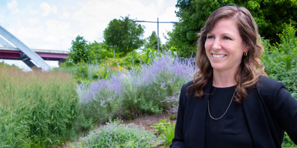 New Landscape Architect Erin Hathaway Expands  Gresham Smith's Land Planning Market to Lexington