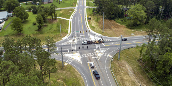 Gresham Smith-Designed Intersection Improvements in Douglas County Completed
