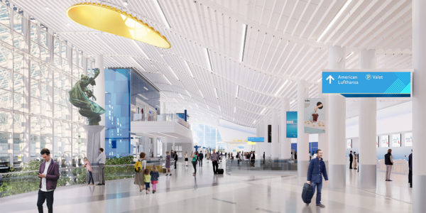 CLT Breaks Ground on Gresham Smith-Designed Terminal Lobby Expansion