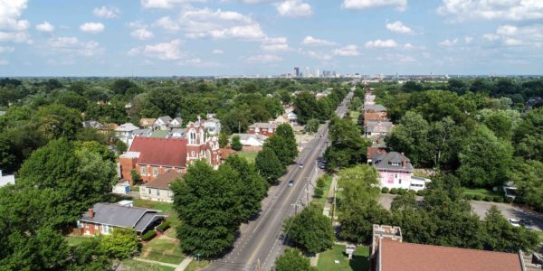 Gresham Smith Selected to Reimagine Louisville's Broadway Corridor