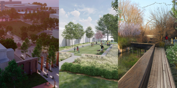 Gresham Smith Landscape Architecture Projects Honored by ASLA Kentucky