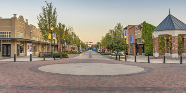 First Phase of City of Ennis' Downtown Master Plan Completes