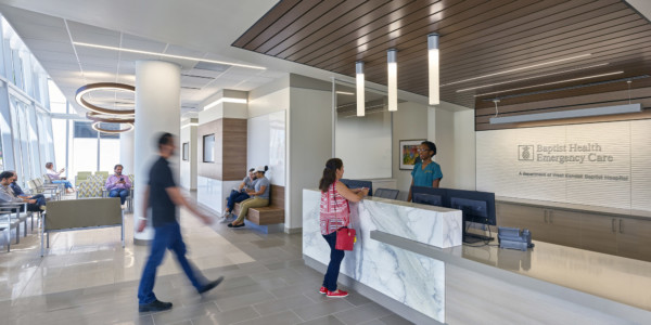 Gresham Smith-Designed Freestanding Emergency Department Opens Its Doors to Patients