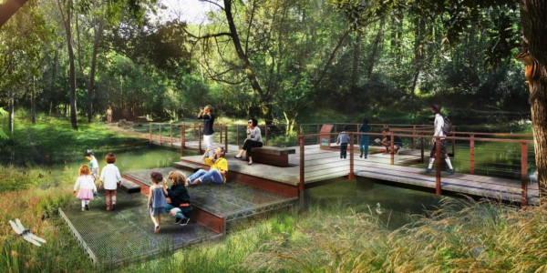 Gresham Smith Project Honored with Award of Merit From ASLA Kentucky