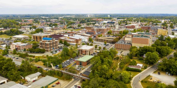 Gresham Smith-Designed Water and Wastewater Projects Take Shape in Tennessee